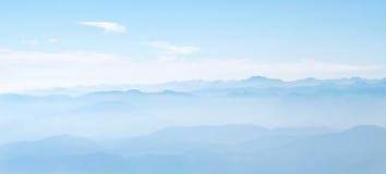 De mening van de berg van de 5de Post van MT Fuji Fujimomiya Royalty-vrije Stock Fotografie