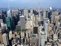 De mening van de de Stadsdag van New York Stock Foto's