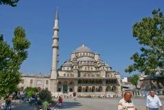 De mening van de Istambulstraat stock afbeelding