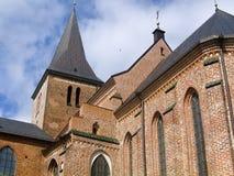 De mening van de kerk royalty-vrije stock afbeeldingen