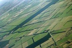 De mening van de landbouwer Stock Foto