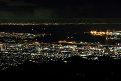 de mening van de 10 miljoen dollarnacht van Kobe Stock Foto's