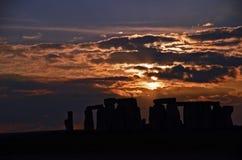 Stonehenge Stock Afbeeldingen