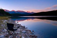De Mening van de zonsopgang Stock Foto's
