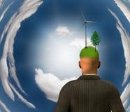 De Mening van Eco Stock Afbeelding