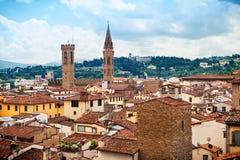 De mening van Florence stock foto