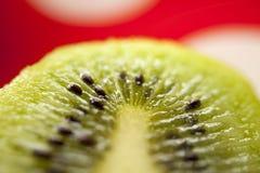 De mening van het close-up van kiwi Stock Afbeeldingen