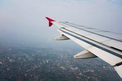 De mening van het de vogeloog van Bangkok, Thailand royalty-vrije stock foto's