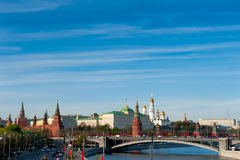 De mening van het Kremlin Stock Afbeeldingen