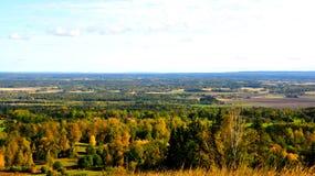 De mening van het landschap Royalty-vrije Stock Afbeeldingen