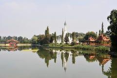 De mening van het park Royalty-vrije Stock Foto's
