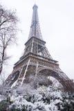De mening van het de torenperspectief van Eiffel Royalty-vrije Stock Foto