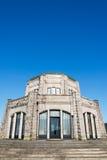 De Mening van het uitzichthuis Stock Fotografie