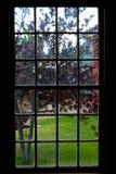 De Mening van het venster Stock Foto