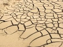 De mening van de klimaatveranderingsituatie stock foto's