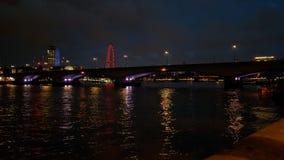 De mening van Londen Royalty-vrije Stock Foto's