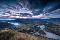 De mening van Nieuw Zeeland Stock Foto