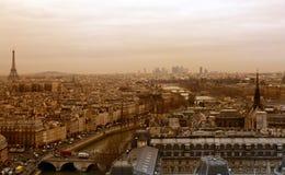 De mening van Parijs Stock Afbeelding