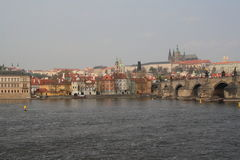De mening van Praag, Tsjechische Republiek, 2010 Royalty-vrije Stock Foto