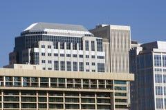 De mening van Salt Lake City Royalty-vrije Stock Afbeelding