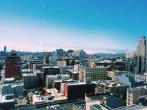 De mening van San Francisco Stock Foto's