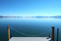 De mening van Tahoe van het meer stock foto's