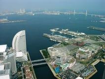 De mening van Tokyo Royalty-vrije Stock Afbeeldingen
