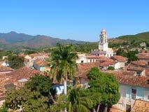 De mening van Trinidad Cuba royalty-vrije stock afbeelding