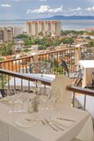 De Mening van Vallarta van Puerto Royalty-vrije Stock Afbeelding