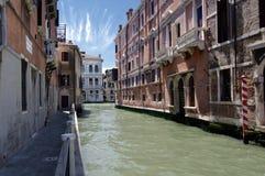 De mening van Venetië Royalty-vrije Stock Fotografie