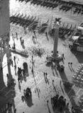 De mening van Venetië Stock Foto's