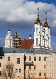De mening van Vitebsk Royalty-vrije Stock Afbeeldingen