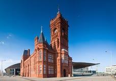 De meningen van Cardiff royalty-vrije stock foto