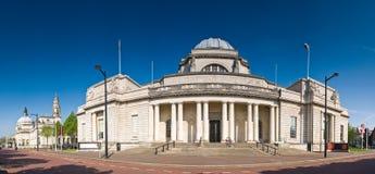 De meningen van Cardiff stock fotografie