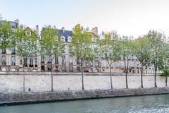 De Meningen van Parijs, Frankrijk, Parijs, Parijs, Frankrijk van gebouwen, monumenten en beroemde plaatsen in Parijs Stock Fotografie