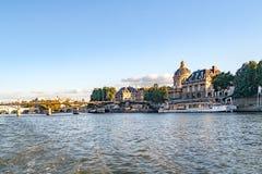 De Meningen van Parijs, Frankrijk, Parijs, Parijs, Frankrijk van gebouwen, monumenten en beroemde plaatsen in Parijs Stock Foto