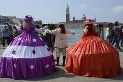 De Meningen van Venetië Royalty-vrije Stock Foto's