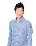 De mens van Azië stock foto's
