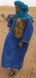 De mens van Berber stock fotografie