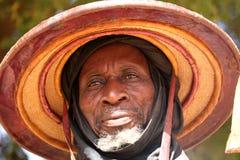 De mens van Fulani Stock Foto's