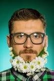 De mens van Greenpeace Royalty-vrije Stock Foto's