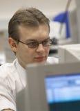 De mens van het bureau Royalty-vrije Stock Fotografie