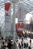 Salone del Mobile 2013 Stock Afbeelding
