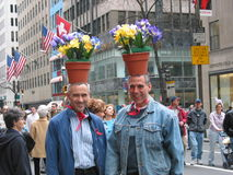 De mensen van de bloem Royalty-vrije Stock Fotografie