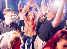 De mensen van de partij royalty-vrije stock foto