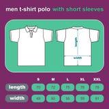 De mensen van de t-shirt steunen en zien op uit Stock Fotografie