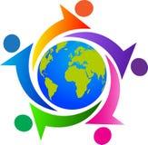 De mensen van de wereld vector illustratie