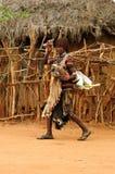 De mensen van Ethiopië Stock Afbeeldingen