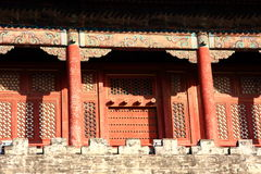 De mensenpoort van Tian'an Stock Afbeelding