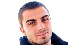De mensenportret van Nahdsom stock foto